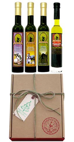 4-Bottle Gift Box
